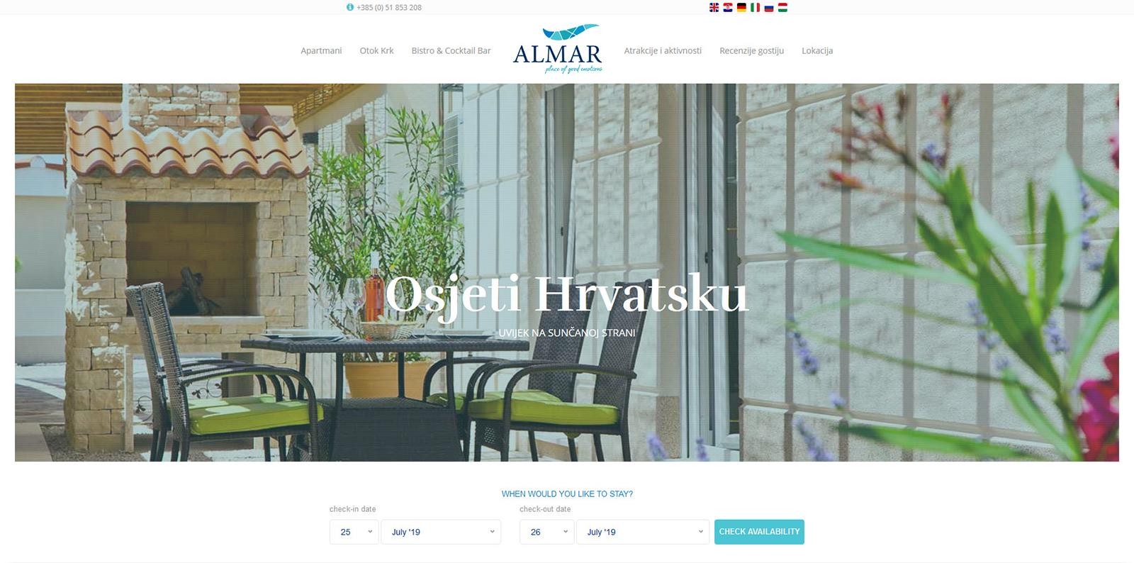Dizajnist_Almar, Soline, otok Krk