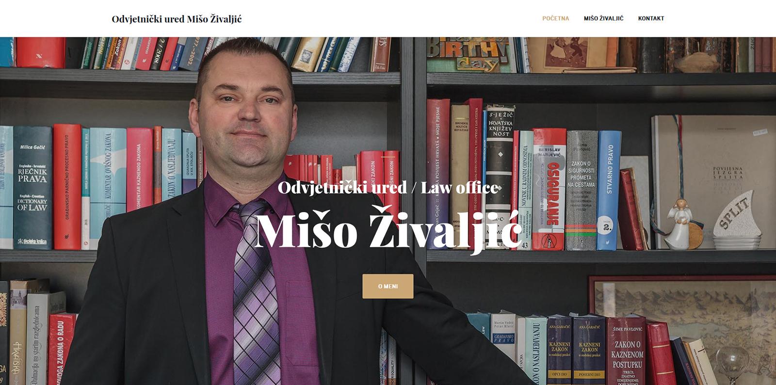 Dizajnist_Odvjetnicki ured Miso zivaljic – Odvjetnik Split
